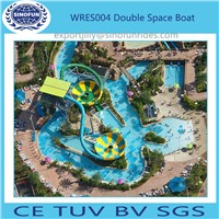 Space Bowl Slide for Water Park
