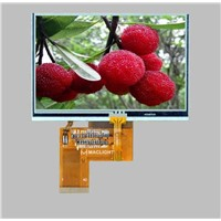 4.3 Inch TFT LCD Module 480X272 with Capacitive Touch Panel