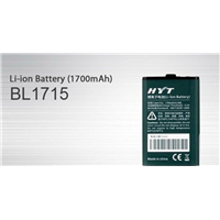 BL1715 Li-Ion Battery Hyt Two Way Radio Battery for TC-320