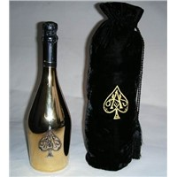 Velvet Bottle Bag/ Wine Bag/ Promotional Bottle Bag