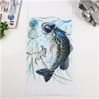Fish Series Outdoor Riding Seamless Multifunctional Headwear Bandana