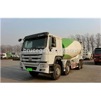 Howo 8X4 Concrete Mixer Trucks