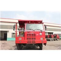High Speed High Quality 6x4 Howo Dump Truck Mining Truck