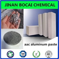 Flake Aluminium Powder Paste for AAC Concrete Block ( Autoclaved Aerated Concrete )