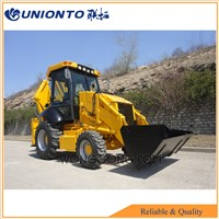 Backhoe Loader UNIONTO-388, Cummins Engine (OEM Available)