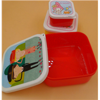 KHW037 Plastic Food Container