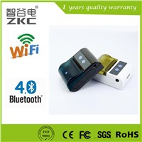 Mini Portable WiFi Bluetooth Pos Mobile Printer