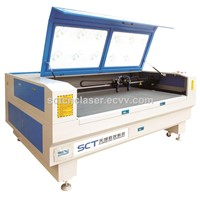 130W 1610 CO2 Laser Engraving Cutting Machine/ Engraver Cutter for Rubber