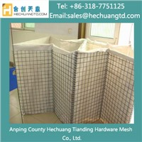 Welded Galvanized Hesco Baskets