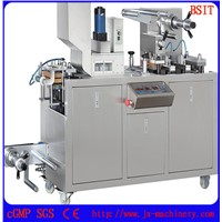 Mini Type Blister Packing Machine with Alu/PVC Mould for Tablt, Capsule