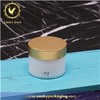 Glass Face Cream Jars