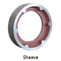 Elevator Traction Sheave Casting Manufacturer