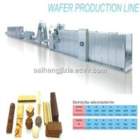 SH-27 Wafer Biscuit Production Line(GAS)