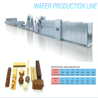 Saiheng Fully Automatic Wafer Biscuit Equipment