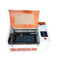 Cheap Laser Engraver CNC from Factory/Small Laser Engraving Etching Machine SCT-5040