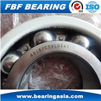 FBF NSK 6315 High Quality Insulated Ball Bearings