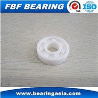 FBF SKF Anti-Rust Waterproof 6000 6001full Ceramic Bearing Deep Groove Ball Bearing