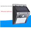 20 LED Solar Power Motion Sensor Garden Security Lamp IP65 Waterproof Protection Level Solar Powered Wall Light