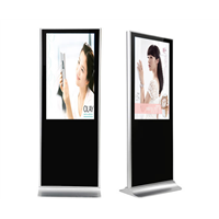 42 Inch Wireless Stand Alone Digital Signage, Network LCD Video Display