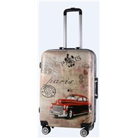 Aluminum Frame Lightweight Cabin Luggage Trolley Bags