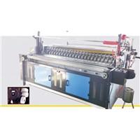 Automatic Jumbo Roll Slitting & Rewinding Machine