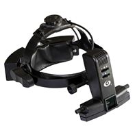 CE Marked LED Lamp Illuminated Rechargable Binocular Indirect Ophthalmoscope for Ophthalmology