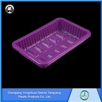 Clear PET Plastic Packing Box for Fresh Fruits & Vegetables