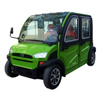 Made in China & Electric Fuel Smart 4 Seat Electrical Automobile