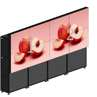 Digital HDMI/Dvi/Vga/AV/Ypbpr LCD Video Wall with Rs232 IP Control