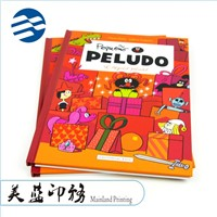Hardcover Colour Children Books China Mainland Printing Factory Manufacturer Printer