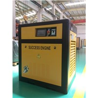 15kw 20hp China Permanent Magnet Air Cooling Screw Air Compressor with Inverter