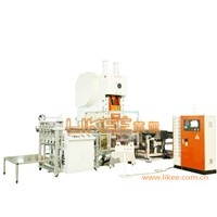 Aluminum Foil Container Machinery