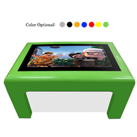 Size Optional Panel PC Multi Touch Interactive Table for Kids