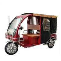 2017 Hot Sale Battery Auto Electric Tricycle for Bangladesh