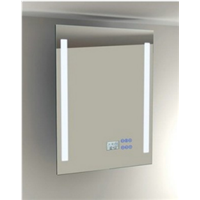 Touch Screen Illuminated Bathroom Mirror with Light