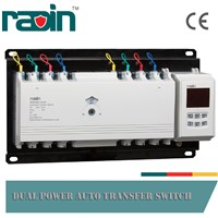Automatic Transfer Switch with Control Panel