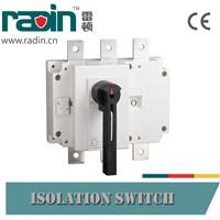 125A, 160A, 200A, 250A, 315A, 400A, 500A, 630A Load Break Switch/Changeover Load Switch