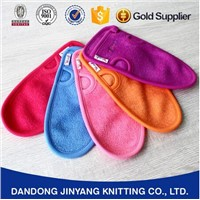Best Selling China Kids Bath Gloves Viscose Exfoliating Mitts