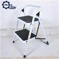 Two Step Ladder Used for Bedroom Kitchen Renovation Work