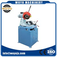 Manual Metal Cutting Machine Circular Sawing Machine