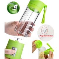 Hot! Hand Mini Portable Juicer Blender Carrot Juicer 380ml