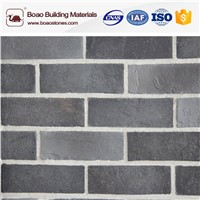 Manufactured Antique Bricks Wall Coating Decorative Wall Panels