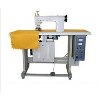 Ultrasonic Sewing Machine for Non-Woven Material