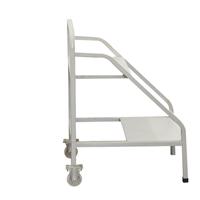 Steel 2 Step Library Ladder