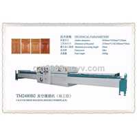 TM2480B2 Vacuum Film Covering / Coat Machine
