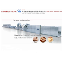 SH-45 Fully-Automatic Wafer Biscuit Product Line(Electric)