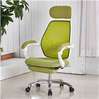1. D43# China Best Fully Reclining Mesh Executive Office Chair with Footrest