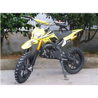 2 Stroke 50cc Mini Dirt Bike for Kids, Wholesale 49cc Dirt Bike