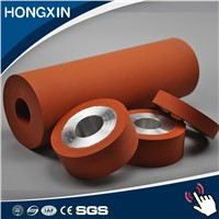 Custom Silicone Rubber Rollers