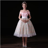 Elegant Fashion Customization of Various Banquet Gowns